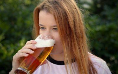 Žena a pivo: babský může být leda utrejch