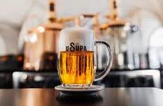 Pivovar U Supa s prosklenou varnou