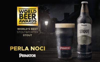 Mezi speciály zvítězilo pivo Primátor Stout