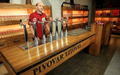 Litovel nejúspěšnější v soutěži České pivo