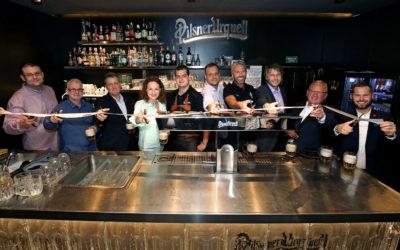 Pilsner Urquell představil nový koncept hospod