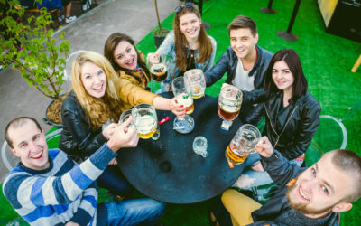 Květen 2019 Český pivní festival na Letné