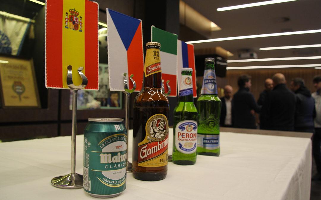 Pivní souboj podle Ligy mistrů ovládl Gambrinus